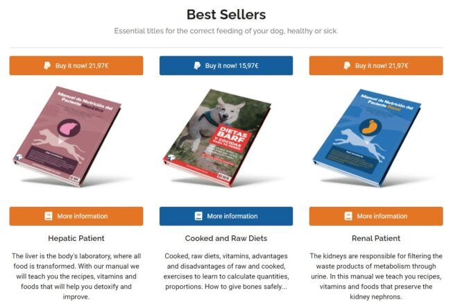 dog-canine-nutrition-books-manuals